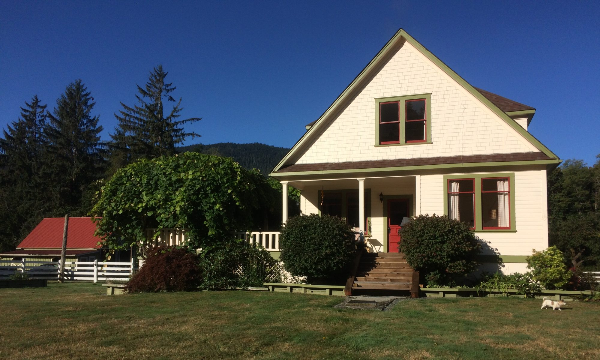 Salmon River Guesthouse